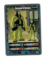 Ben 10 Alien Adventures n° 24/30 - Costume d'Azmat   (338)