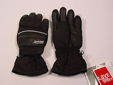 New Reusch PrimaLoft Ski GLOVES Womens Small (7) #2888198 Helius LEATHER PALMS