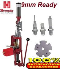 Hornady 9mm Lock-N-Load AP Progressive Press w/ 9mm Dies and Shellplate