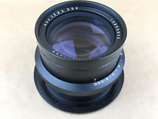 Carl Zeiss 360mm F/4.5 T aus Jena DDR Large Format Barrel Lens -Very Clean