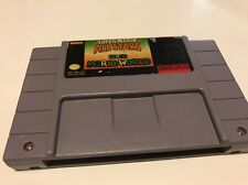Super Mario World + Mario All Stars Super Nintendo SNES Game Cartridge Cleaned