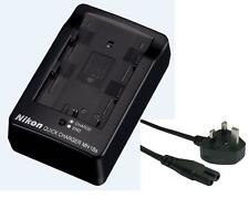 Nikon Mh-18A (Uk) Battery Charger for en-el3 en-el3a en-el3e eg D200,D50,D80