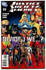 JUSTICE SOCIETY OF AMERICA DC 2010 NO. #33 (NM) UNREAD