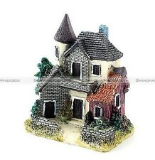 Fairy Garden Country Villa House Garden Decoration