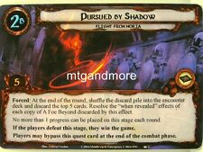 Lord of the Rings LCG  - 1x Pursued by Shadow  #002 - Nightmare Deck Khazad-Dum