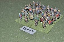 25mm viking war band 36 figures (16407)