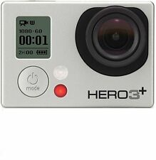 GoPro HERO 3+ Plus Silver Edition CHDHN-302 - Camera Only (RT6-9005-CHDHN-302-UG