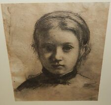"DEGAS ""GIOVANNA BELLELLI"" LITHOGRAPH BY PENN PRINTS NEW YORK"