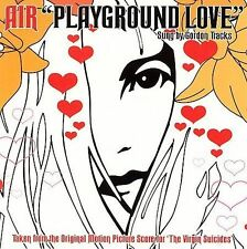 Playground Love [US CD] [Single] by Air (France) (CD, Mar-2000, Astralwerks)