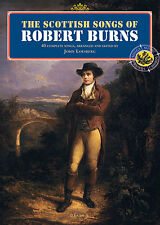 The Scottish Songs Of Robert Burns Learn to Play Piano Guitar MLC Music Book