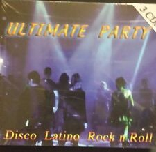 Ultimate Party Disco Latino Rock n Roll 3 CD Set (CD)