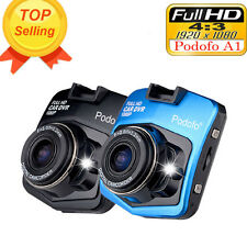 "GT300 2.4"" Full HD 1080P PODOFO Car DVR Vehicle Camera Video Recorder Dash Cam"