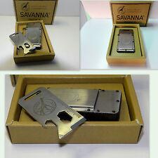 Accendino modello SAVANNA di Bronica,made in Japan -vintage anni 80