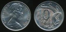 Australia, 1978 Ten Cents, 10c, Elizabeth II - Choice Uncirculated
