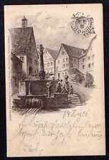 82475 AK Schiltach 1901 Schiltacher Ansichtskarten No. 1 L. Wolpert