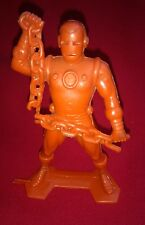 "VINTAGE,MARVEL COMICS HARD PLASTIC IRON MAN 6"",MEXICAN KO BOOTLEG TOY NO MARX,2"