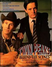 TWIN PEAK BEHIND THE SCENES