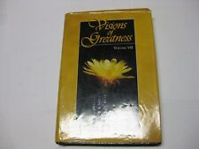 Visions of Greatness (Volume 7) great JEWISH Stories