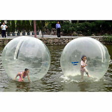 2M Walk Water Walking Dance Ball Roll Ball Inflatable Zorb Ball Tizip Zipper