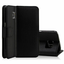 Flip PU Leather Wallet Cover Multifunction Stand Case For Samsung Galaxy S7/edge