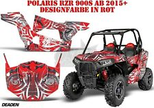 AMR RACING DEKOR GRAPHIC KIT UTV POLARIS GENERAL/RZR 900S/1000XP DEADEN B