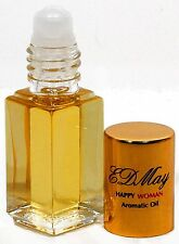 EDMay Orange Blossom Fragrance Aromatic Body Oil Skin-safe Perfume 5 ml roll-on