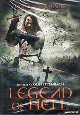 Legend Of Hell DVD Njuta Olaf Ittenbach Horror Gore Splatter German