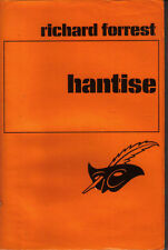 "Richard Forrest : HANTISE - collection ""le Masque"" n°1488"