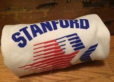 Vintage STANFORD Site Of 1984 Soccer Collegiate Brand W/hood White Sweatshirt.