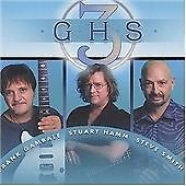 GHS3 - Frank Gambale Stuart Hamm Steve Smith - VGC CD FAST FREE UK POST