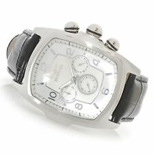 Invicta Men's 16054 Lupah Quartz Chronograph Silver Dial Watch