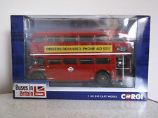 CORGI CC 25910 ROUTEMASTER - route 11 Liverpool St Station - LTD EDN - new