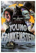 YOUNG FRANKENSTEIN (1974) Movie Poster [Licensed-New-USA] Theater Size 27x40""