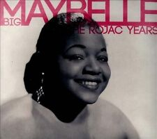 BIG MAYBELLE Best of the Rojac Years CD
