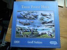 Battle of Britain jigsaw puzz'le 100 piece  Gibsons - Their Finest Hour -