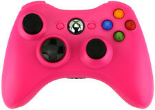 Xbox 360 Custom Wireless Controller (Pink) (Refurbished)
