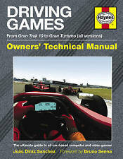 Driving Games Manual: The Ultimate Guide to All Car-based Computer and Video Gam