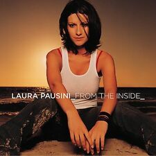 From The Inside - Laura Pausini (2002, CD NUOVO)