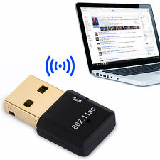 600Mbps Double Frequency USB 2.0 Wifi 802.11ac/a/n/g/b Ethernet Network Card LO