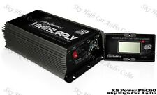 XS Power PSC60 60 Amp Power Supply & Battery Charger 12 - 16 Volt w/ LCD Screen