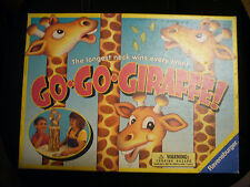 -1997 Ravensburger -GO GO GIRAFFE Childrens Board Game , 4-7 Boys & Girls