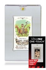 20-Pack Ultra Pro One Touch Magnetic Trading Card Holder - Mini Tobacco Size UV
