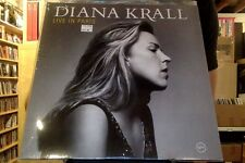 Diana Krall Live in Paris 2xLP sealed vinyl