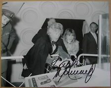 "KATY MANNING AUTOGRAPH HAND SIGNED PHOTO 10"" X 8"" * DR WHO - JO GRANT *"