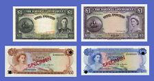 BAHAMAS - Lots of 4 notes - 1-- 100 Dollars - Reproductions