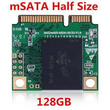 128GB SSD mSATA Mini (Half Size) Solid State  KingSpec For Intel Samsung Signal