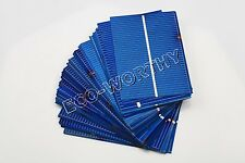 40PCS 52x78mm High Efficiency Solar Cells, Solar Power DIY Panel Electric