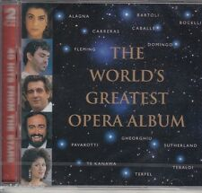The Greatest Opera Show on Earth - Pavarotti - Carreras - Bocelli (2 CDs,NEU!)