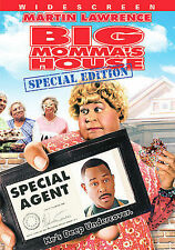 Big Momma's House Special Edition, Good DVD, ,
