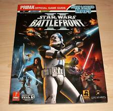 Star Wars II 2 - Battlefront - Prima's Official Game Guide ( Spieleberater )